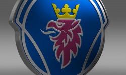 Scania Logo 3D
