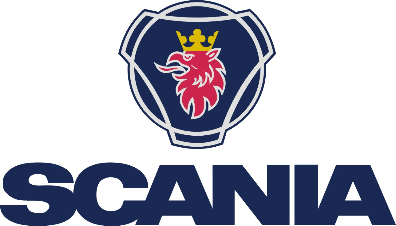 Scania Logo Wallpaper
