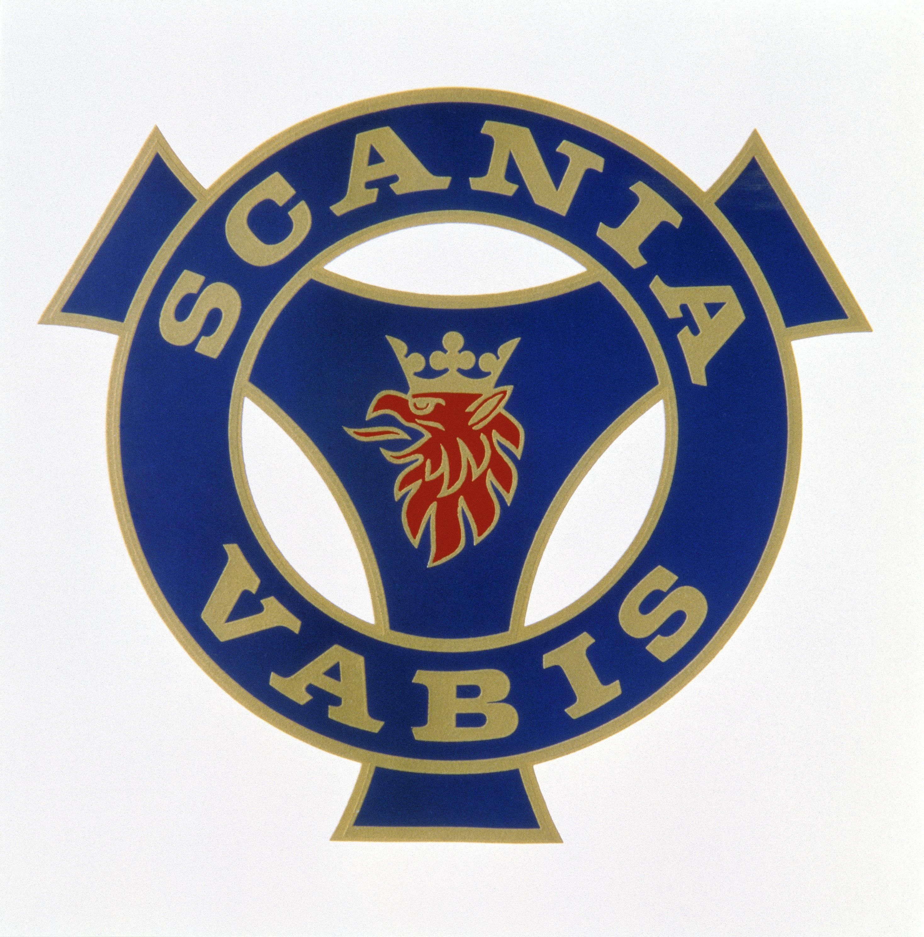 Scania Symbol Wallpaper