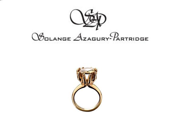 Solange azagury-partridge Jewelry Logo 3D Wallpaper