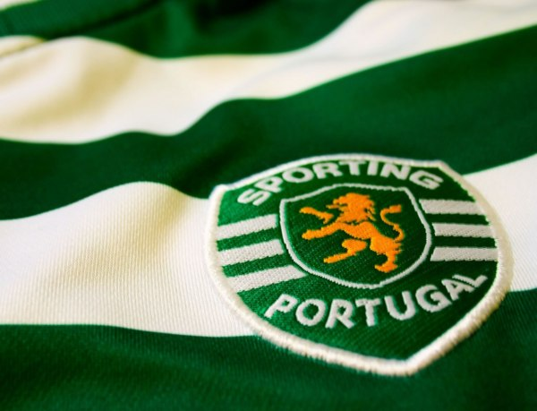 Sporting Clube de Portugal Logo 3D Wallpaper