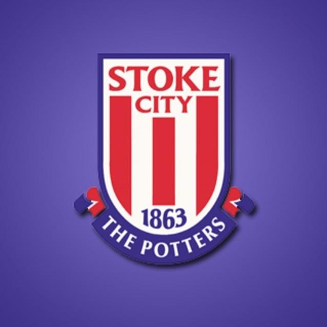 Stoke City FC Logo 3D Wallpaper