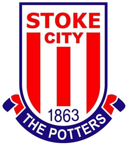 Stoke City FC Logo Wallpaper