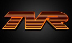 TVR Logo 3D