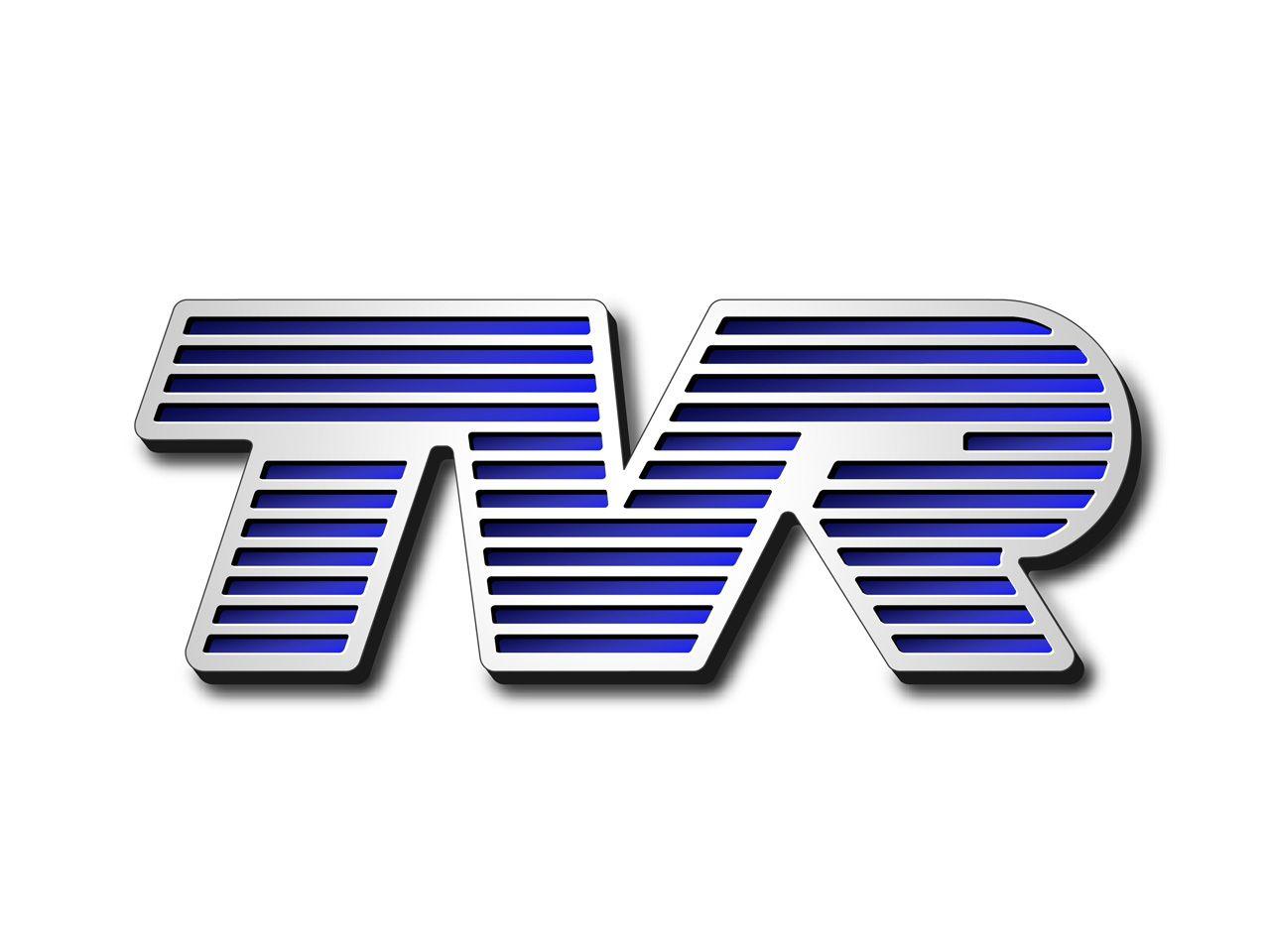 TVR Logo Wallpaper