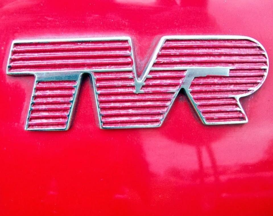 TVR Symbol Wallpaper