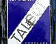 Talbot Logo 3D
