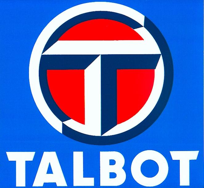 Talbot Symbol Wallpaper