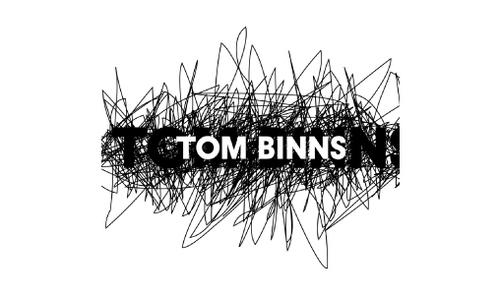 Tom Binns Logo 3D Wallpaper