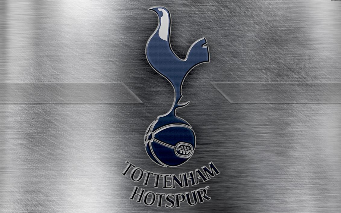 Tottenham Hotspur FC Logo 3D Wallpaper