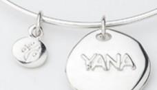 Yana Jewelery Logo 3D