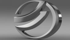 ZAZ Logo 3D
