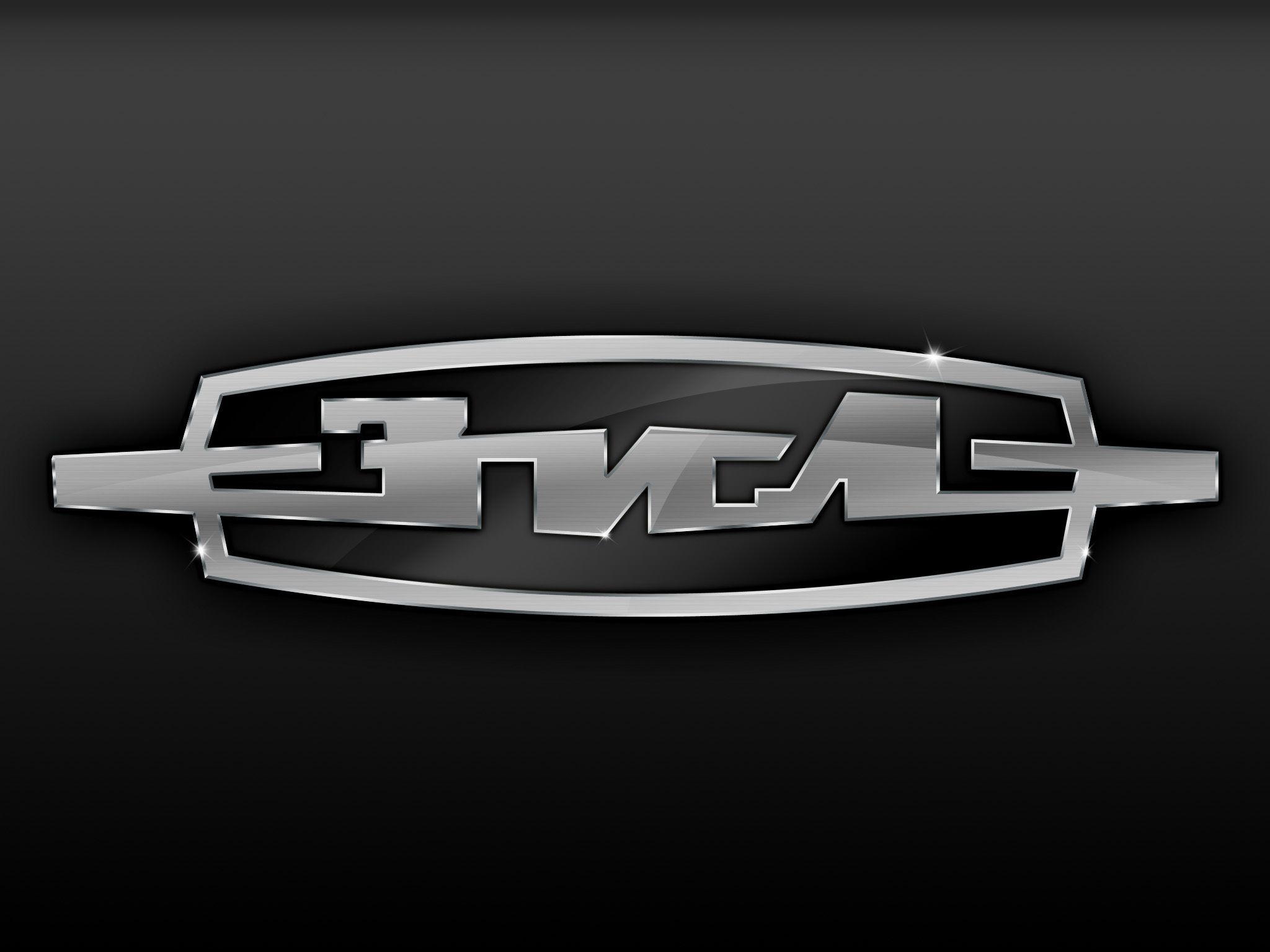 ZIL Logo 3D Wallpaper