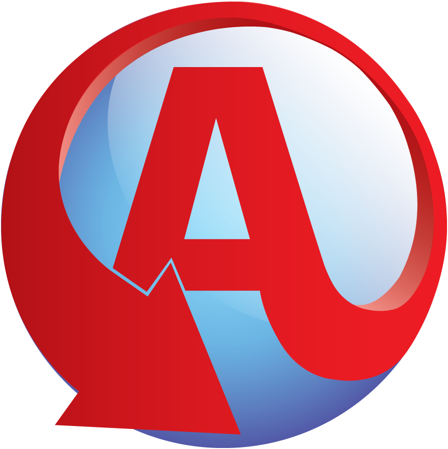 A logo Wallpaper