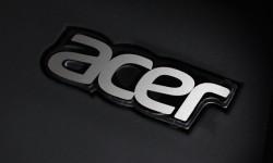 Acer logo 3D