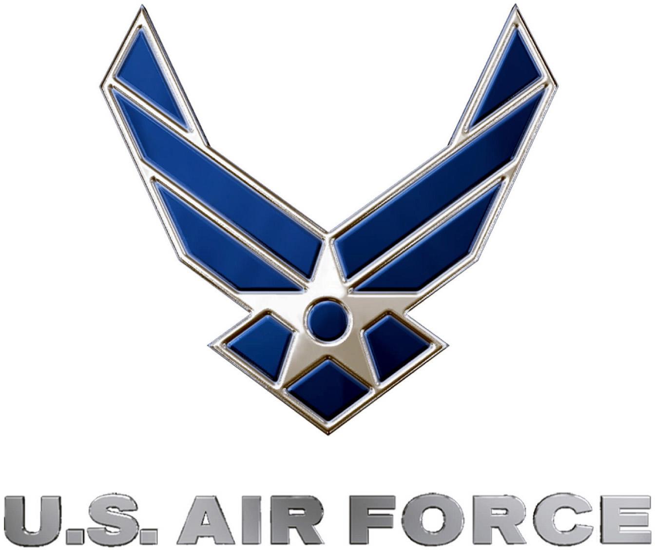 Air force logo Wallpaper