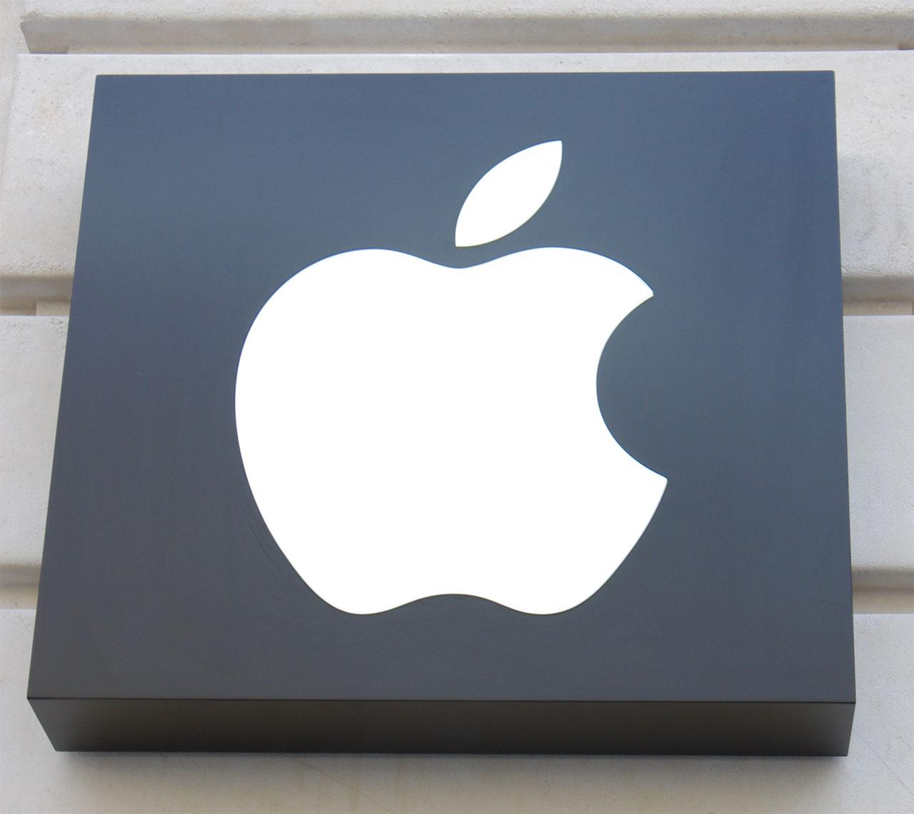 Apple app store logo Wallpaper