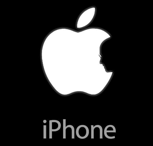 Apple iphone logo Wallpaper