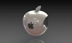 Apple logo 3D