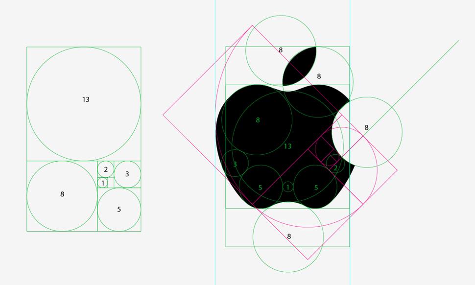Apple logo design Wallpaper