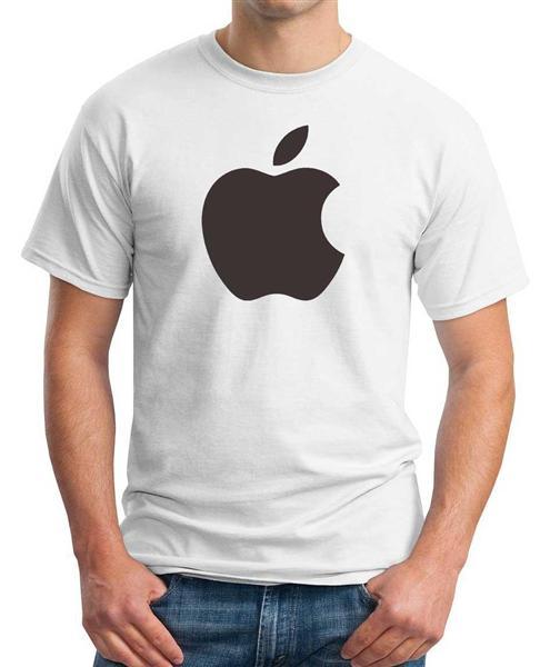Apple logo t shirt Wallpaper