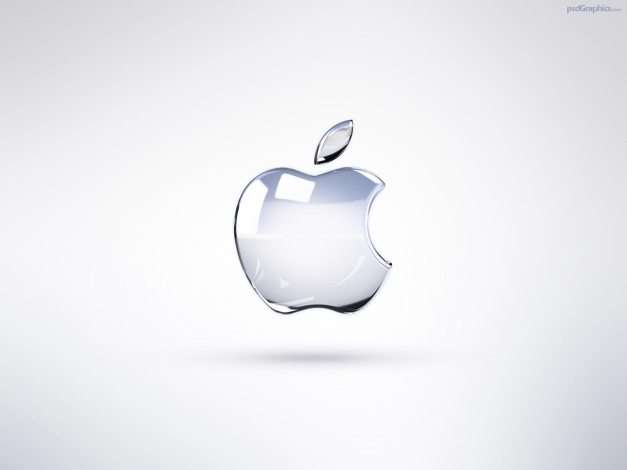Apple logo wallpaper Wallpaper