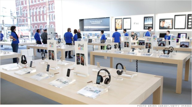 Apple store products Wallpaper