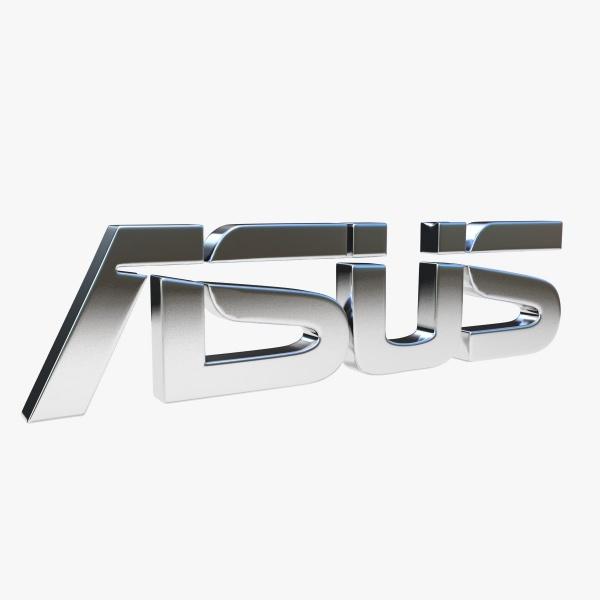 Asus logo 3D Wallpaper