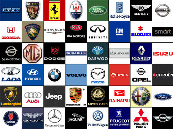 Auto logos Wallpaper