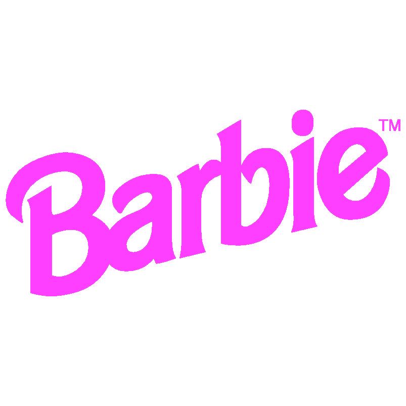 Barbie logo Wallpaper