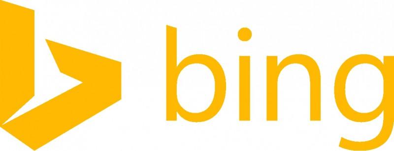 Bing logo Wallpaper
