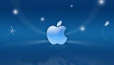 Blue Apple logo