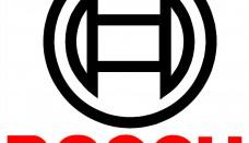 Bosch logo 3D