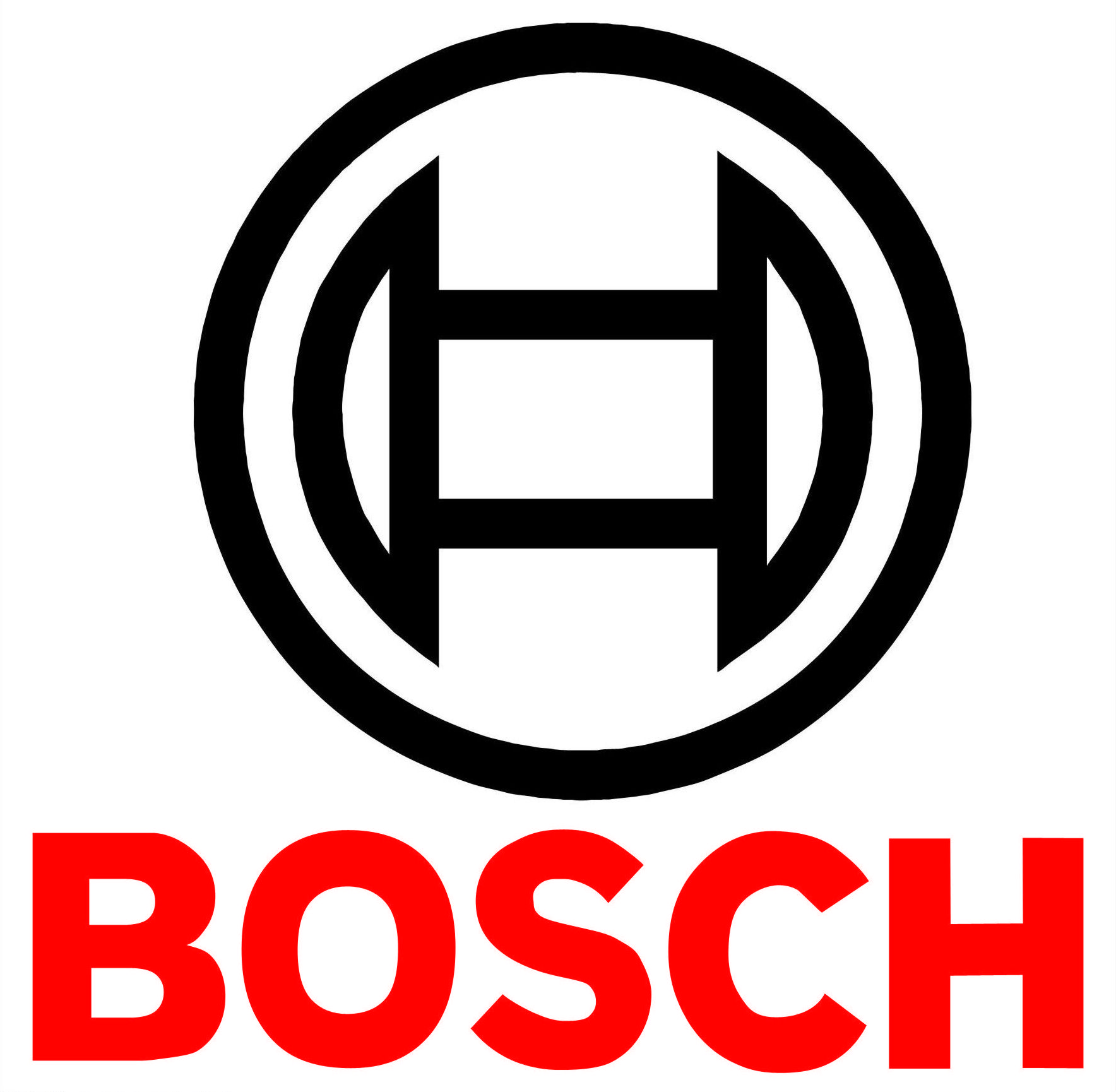 Bosch logo 3D Wallpaper