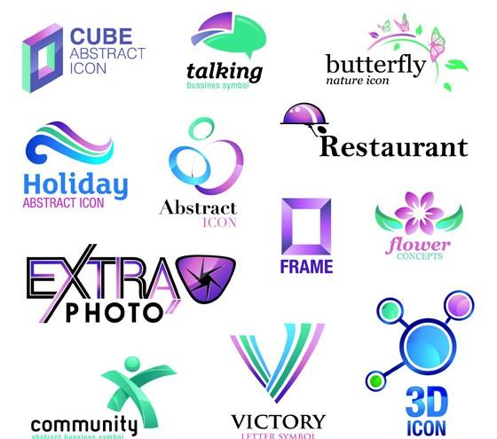 Business logos 3d Wallpaper