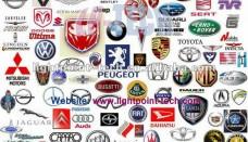 Car brands logos 2014