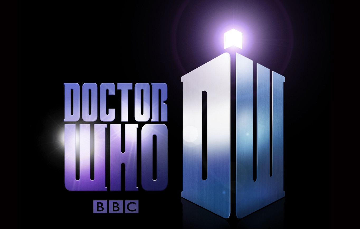 Doctor who logo Wallpaper
