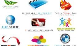 Free logo 3D