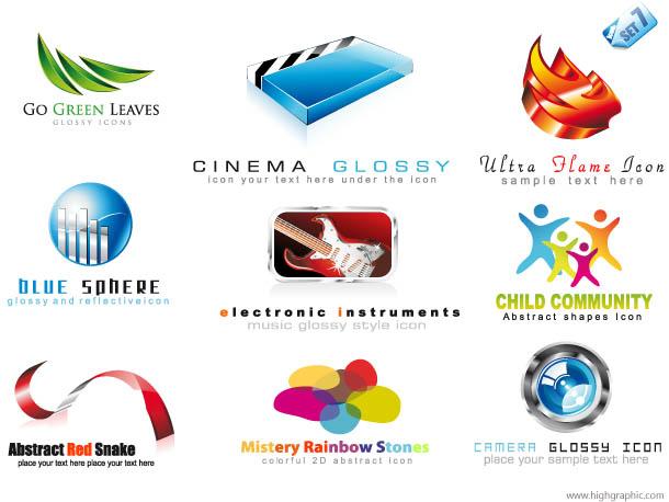 Free logo 3D Wallpaper