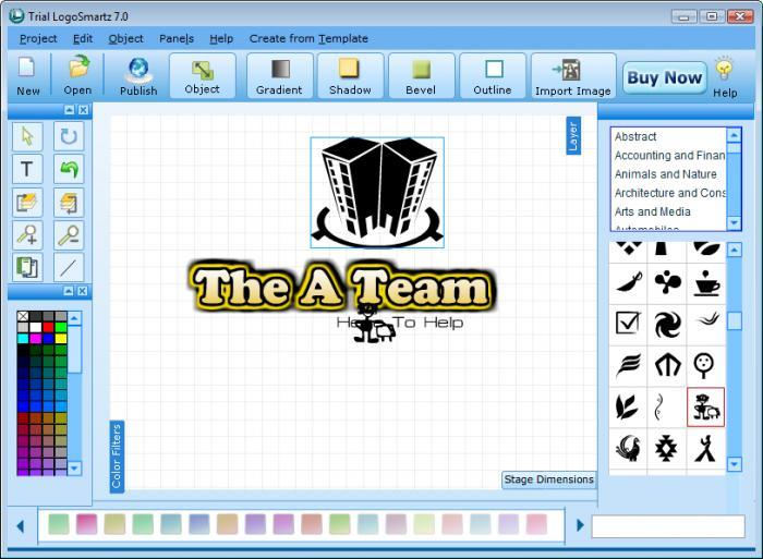 Free logo maker Wallpaper