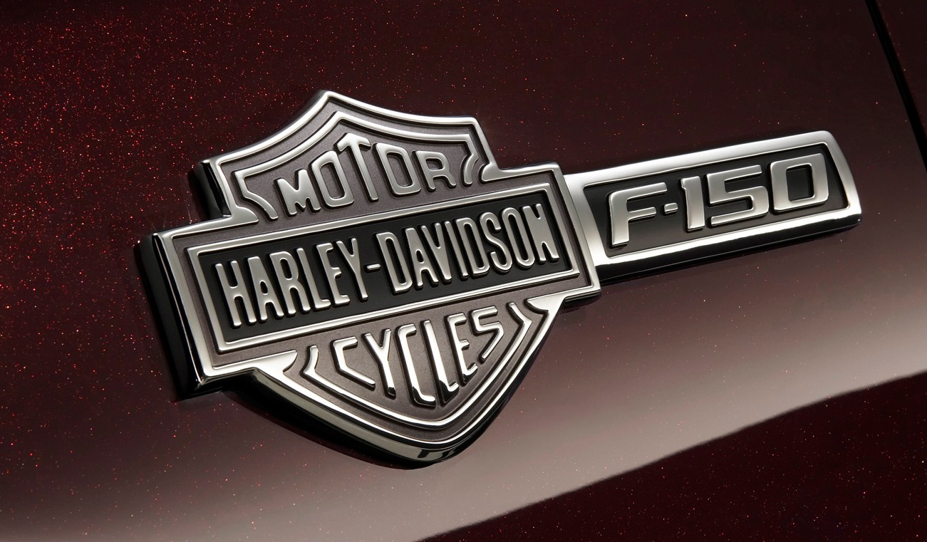 Harley davidson badge Wallpaper