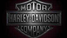 Harley davidson logo 3D