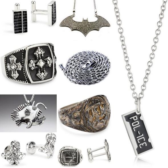 Jewelry for men Wallpaper