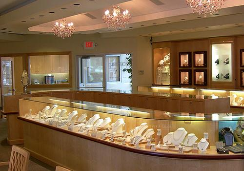 Jewelry stores Wallpaper