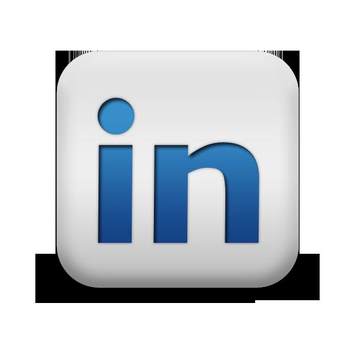 Linked in logo Wallpaper