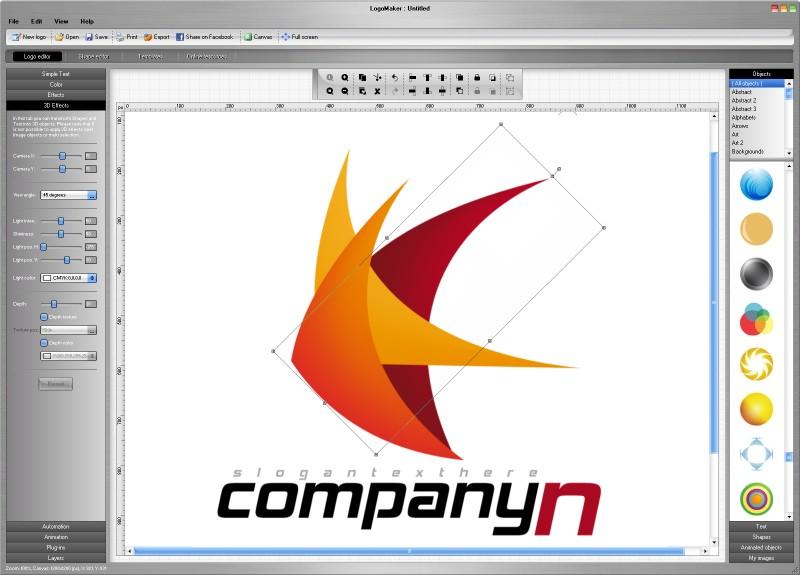 Logo creator Wallpaper