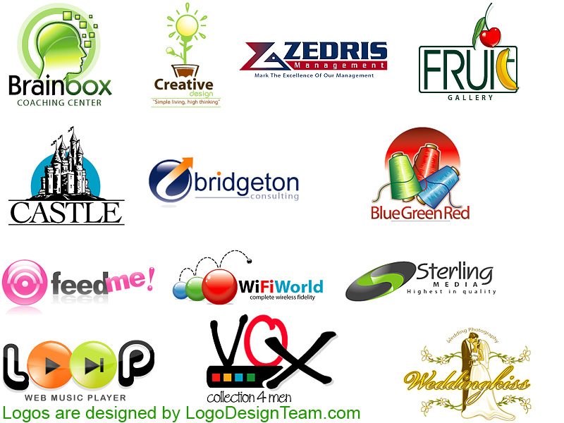 Logo ideas Wallpaper