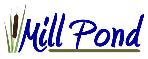 Logo pond Wallpaper