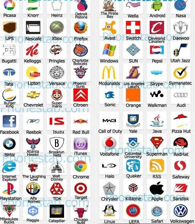 Logo quiz Wallpaper