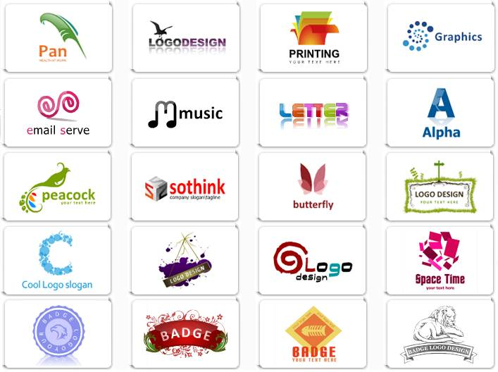 Make your own logo Wallpaper